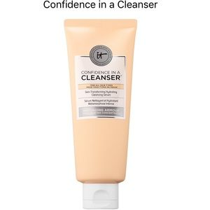 New! It cosmetics confidence in a cleanser